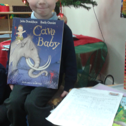 Finlay story book